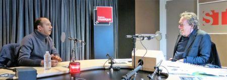 Benoit Duteurtre, Étonnez-moi Benoit, France Musique, studio 131, Pascal Légitimus et Benoît Duteurtre, 11 novembre 2017