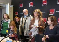 Studio 141, Aurélie Schmit, Zaza Fournier, Cécile Gissot, Victor Button, Judith Chaine & Sophe Forte, 08 mars 2014