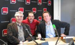 Studio 141, Claude Dubois, Martin Pénet & Benoît Duteurtre, 22 février 2014