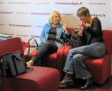 Studio 141, Francesca Solleville & Nathalie Fortin, 06 septembre 2014