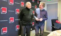 Studio 141, Jacques Mailhot et Benoit Duteurtre, 02 décembre 2017
