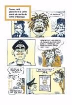 Benoît Duteurtre, La petite fille et la cigarette en BD par Sylvain Moizie, édition La boîte à bulles, 14 septembre 2016, PlancheA_287795