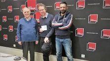 Studio 141, Roberto Benzi, Benoît Duteurtre & Matthieu Moulin