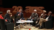 Marie Lenormand, Franck Leguérinel, Benoît Duteurtre, Marcel Amont Nicole Broissin et Jean-François Kahn - Studio 104 - 21 mai 2019