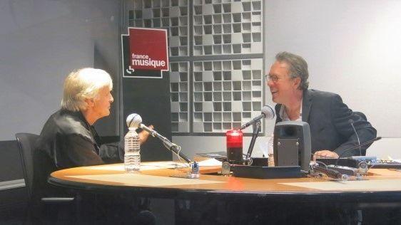 France Musique, studio 451, Dave et Benoît Duteurtre, samedi 14 septembre 2019