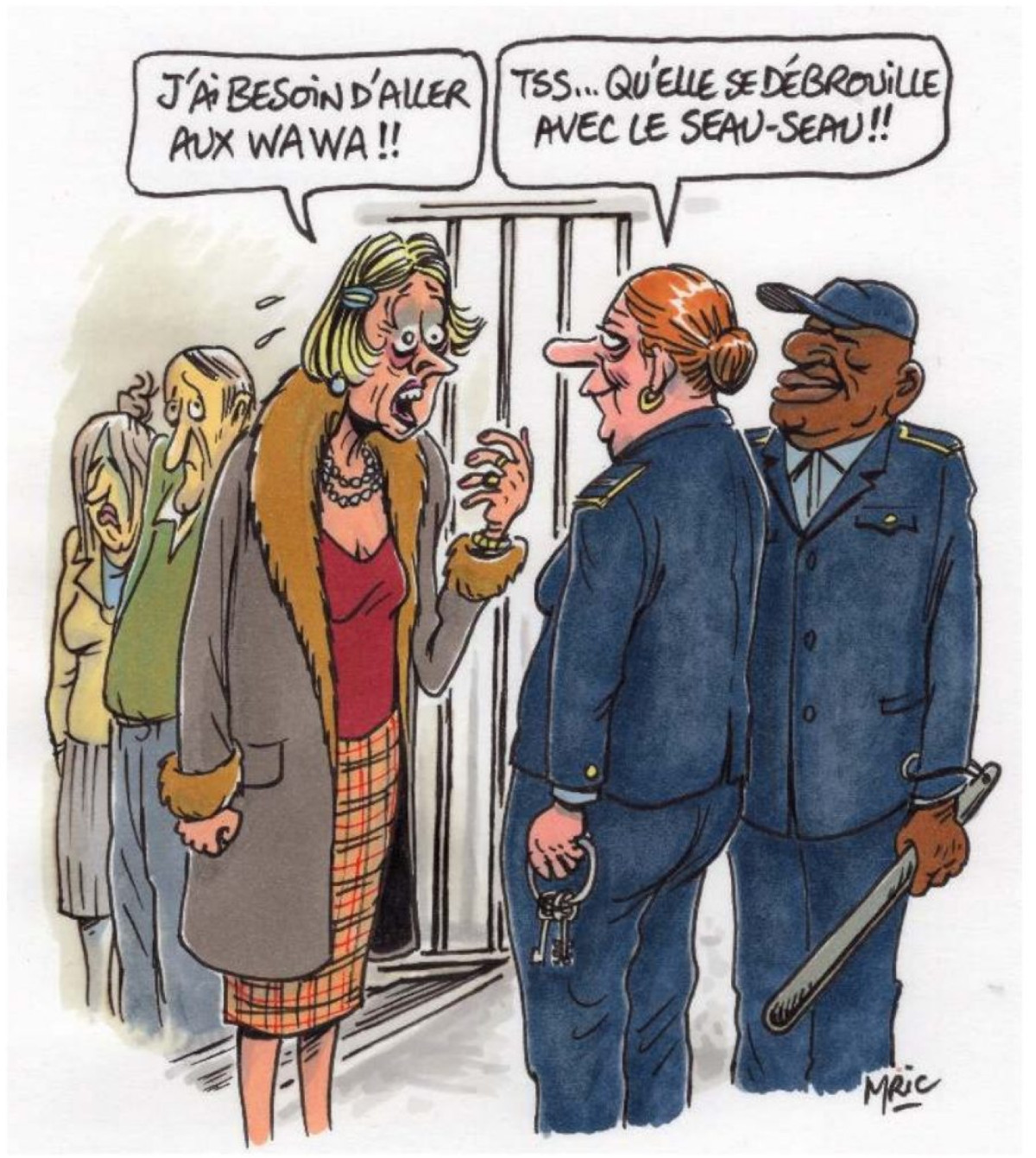SPÉCIAL UCHRONIE « Et si la justice aussi appliquait des quotas ...