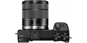 NEX-7 Cámara digital con lentes intercambiables