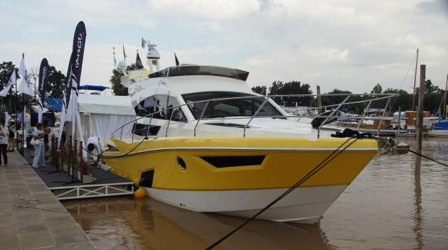 Tango Yacths presenta su nueva embarcación