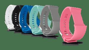 SmartWatch se presenta en varios colores de malla