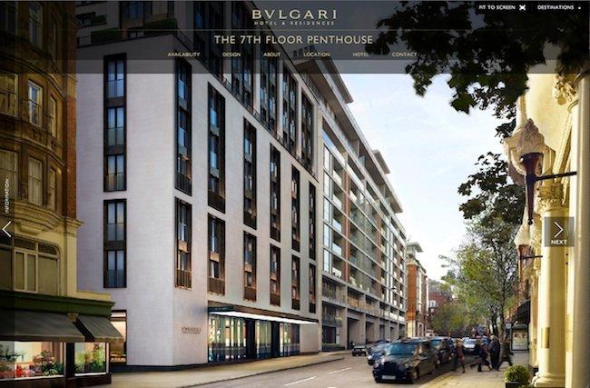 Hotel Bulgari Hotels & Resorts