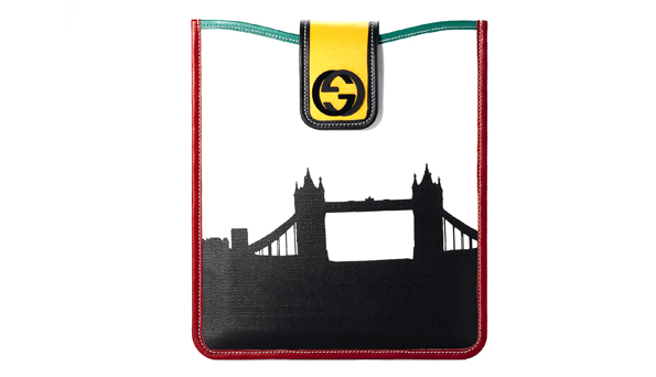 Funda iPad Gucci City