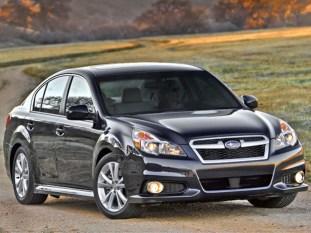 Subaru Legacy y Outback 2013