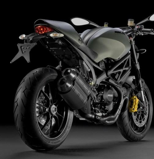 Ducati - Monster - Monster Diesel