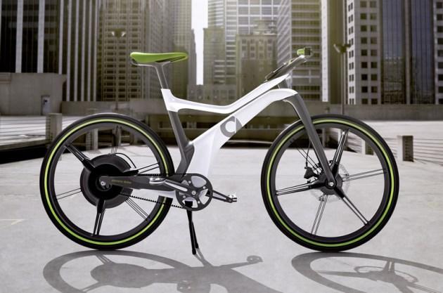 smart e-bike: Dos ruedas motorizadas