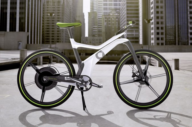smart e-bike: Dos ruedas motorizadas