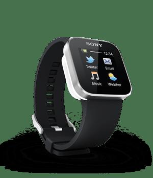 Este reloj Android™ te mantendrá discretamente actualizado y te permitirá tener las manos libres