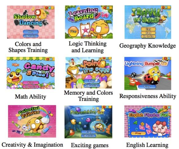 Games Kids Designer II