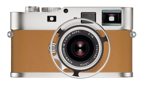 Leica y Hermès de colección Leica M9-P