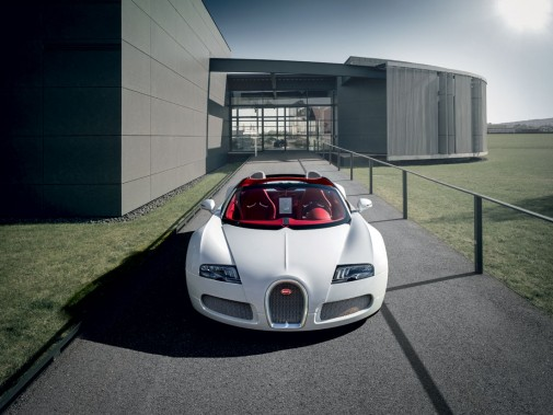 2012 Bugatti Veyron 16.4 Grand Sport Wei Long