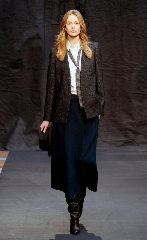 Hermès se adueña de un estilo campestre