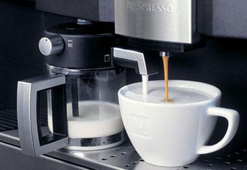 Miele Nestle Nespresso Coffee System