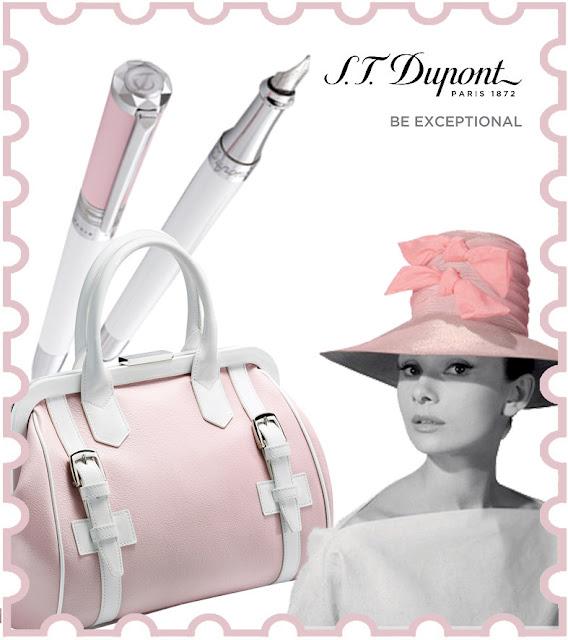 S.T. Dupont rinde homenaje a Audrey Hepburn en su 140º aniversario