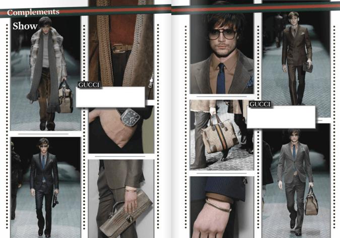 Gucci Fall Winter 2012/2013 Menswear