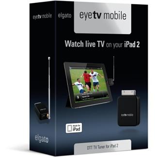 EyeTV no requiere conexión a Internet, por lo que podrás disfrutar de televisión sin límites sin utilizar tus planes de datos.