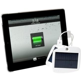 Batería y cargador solar Solio BOLT