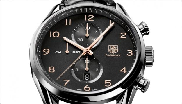 TAG Heuer, la marca de relojes suizos de lujo, presentó su exclusivo e innovador Cronógrafo Carrera Calibre 1887, producido y ensamblado en su centro de producción de Cornol y en La Chaux de Fonds (Suiza), rindiendo homenaje a su espíritu pionero.