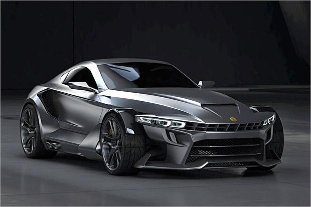New Aspid GT-21 Invictus Supercar