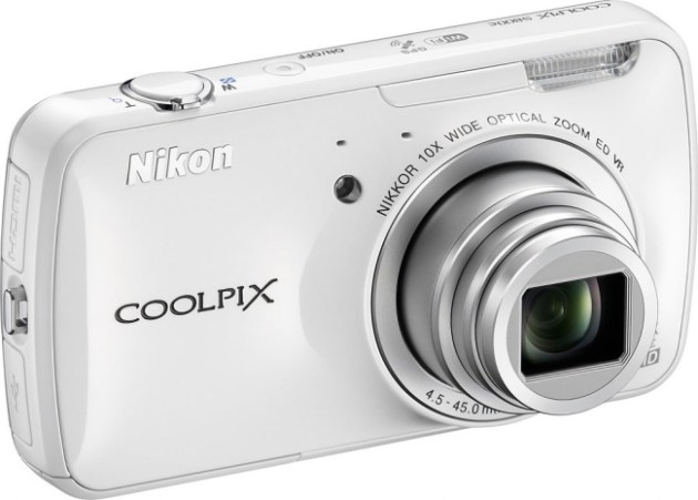 Nikon Coolpix S800c con Android