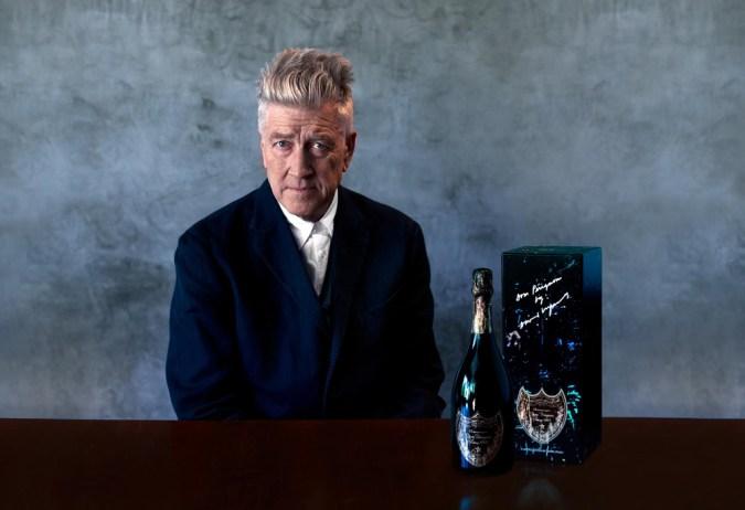 Dom Pérignon por David Lynch: botellas de champaña de edición limitada