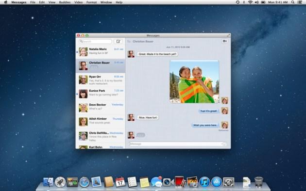 Abre Mac App Store para comprar y descargar apps.