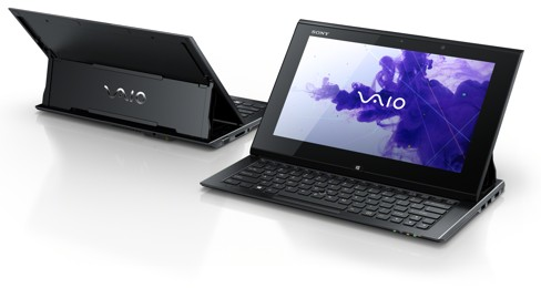 Sony VAIO apuesta a Windows 8 con dos productos novedosos
