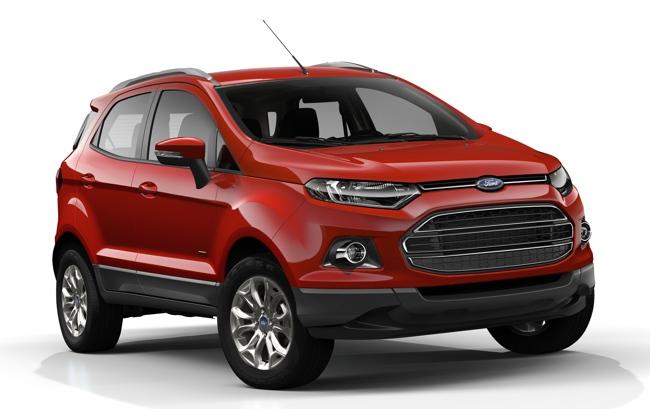 Para que hagas lo que quieras, estés donde estésEstás delante de la Nueva EcoSport, el futuro lanzamiento global de Ford que se producirá en la región.