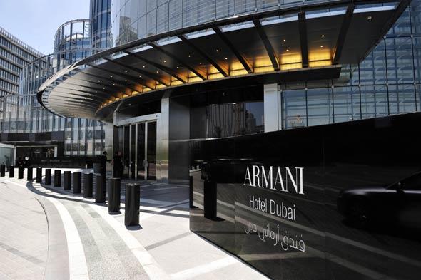 Armani Hotel Dubai - Burj Khalifa, Dubai