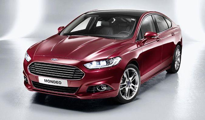 Ford Mondeo 2013: recibe Ecoboost 1.0, 125 CV y tres cilindros