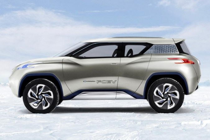 Nissan TeRRa Electric SUV Concept
