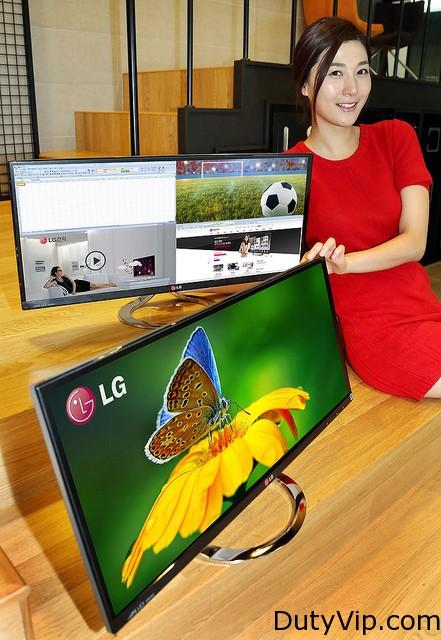 Monitor wide LG EA93