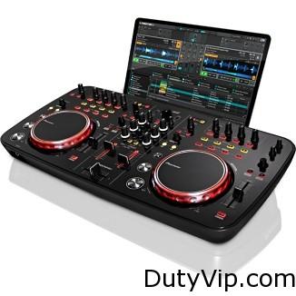 La consola de DJ perfecta para el Mac.