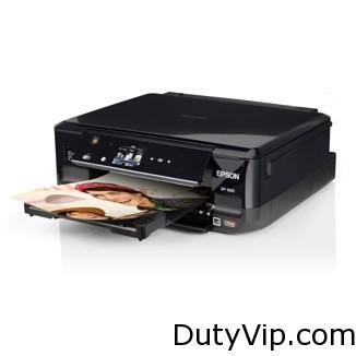Esta impresora también imprime directamente sobre CD y DVD adecuados, de manera que puedes personalizar los álbumes de fotos digitales y los vídeos familiares para crear el regalo perfecto.