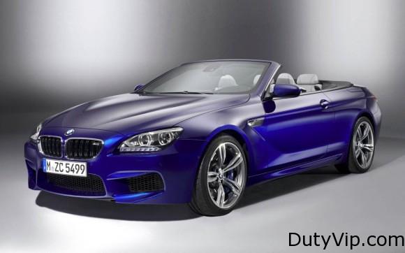BMW M6 Cabrio: la elegancia en su forma más dinámica