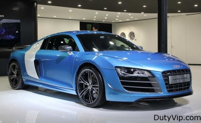 Audi R8  edicion China