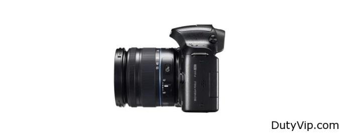 Samsung NX20 Real-Life