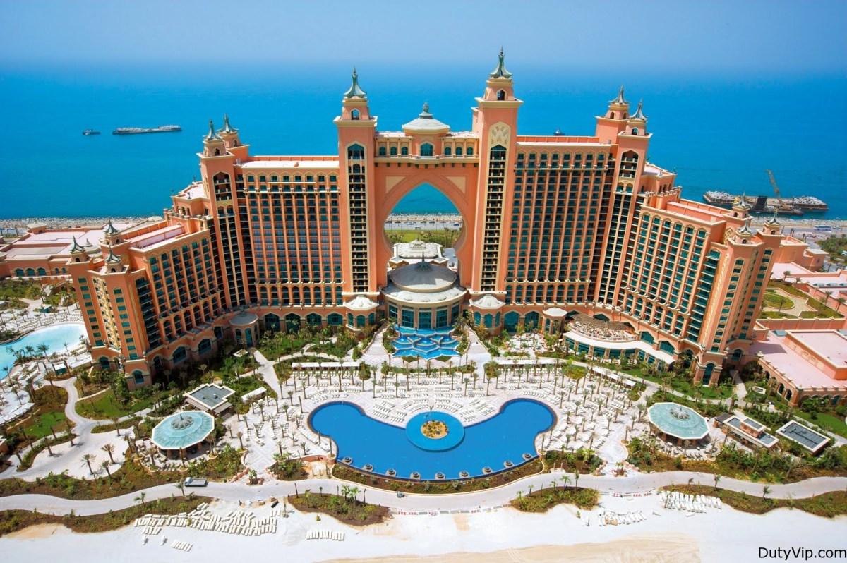 Hotel Atlantis, Las Bahamas y Dubai