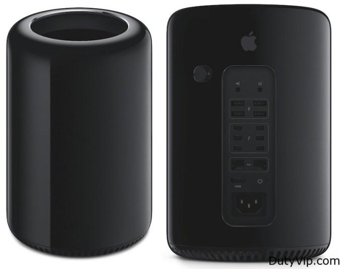 Apple Mac Pro redifiniendo el diseño de una computadora.