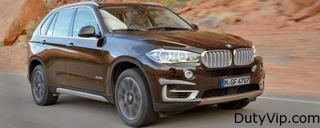 Tercera generación BMW X5 (BMW)
