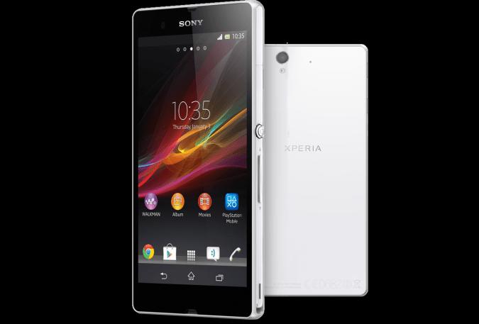 Xperia Z | Smartphone - Sony Smartphones