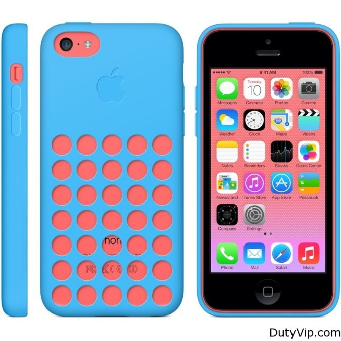 Combinaciones multiples con las fundas y el color del Iphone 5C